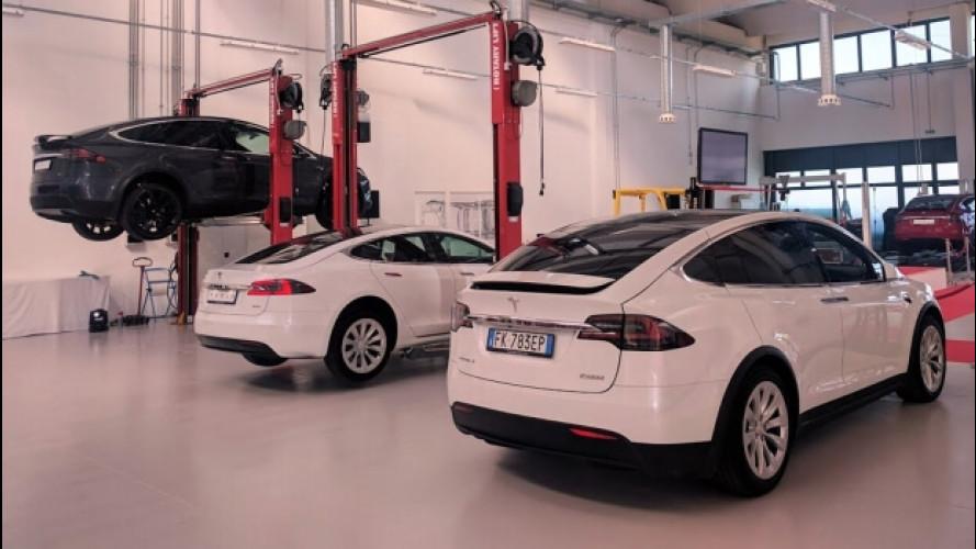 Tesla, 5 cose da sapere sulla manutenzione dell'elettrica americana