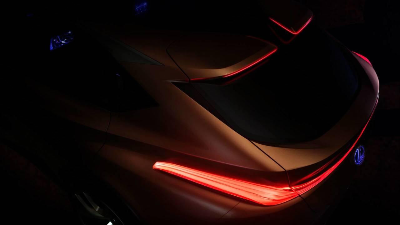 Lexus Crossover Concept