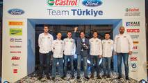 Castrol Ford Team Türkiye 2017 Avrupa şampiyonluğunu kutladı