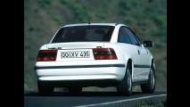Opel Calibra, coupé de los años 90