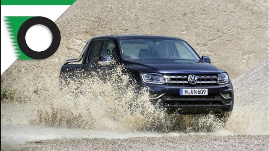 [Copertina] - Nuovo Volkswagen Amarok V6, la prova di OmniFurgone.it