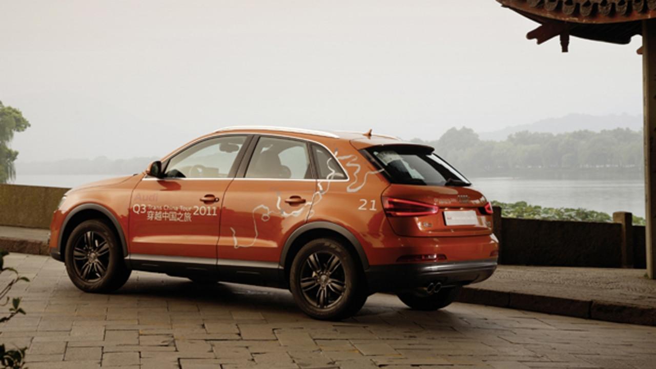 [Copertina] - Viaggi - Audi Q3