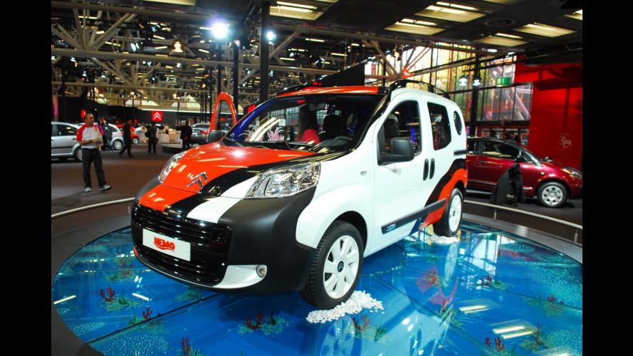 Citroen al Motor Show 2007