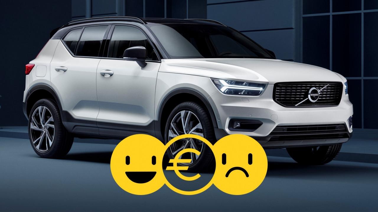 [Copertina] - Promozione Volvo XC40, perché conviene e perché no