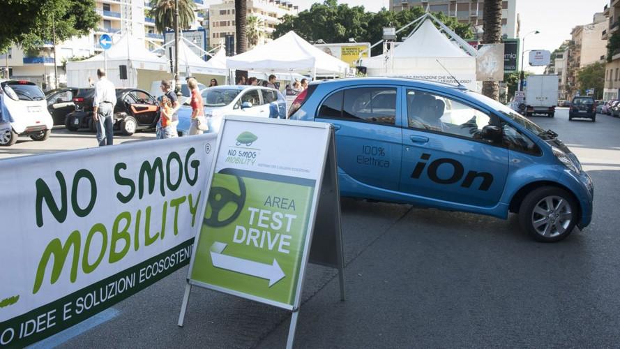 """No Smog Mobility, Palermo """"capitale"""" della sostenibilità"""