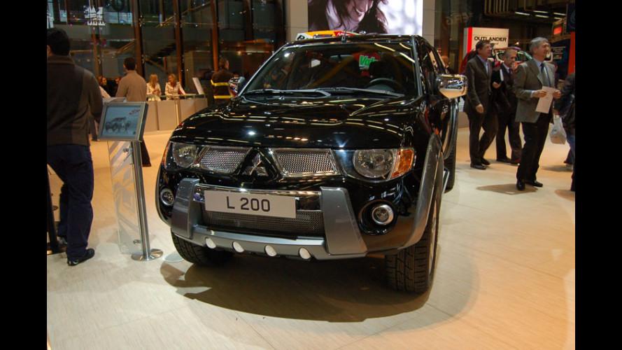 Mitsubishi al Motor Show 2006