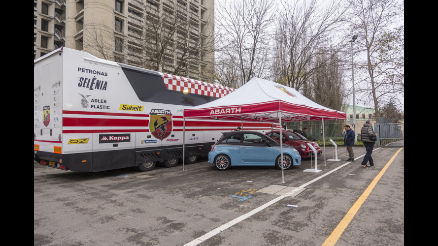 Abarth al Motor Show 2014