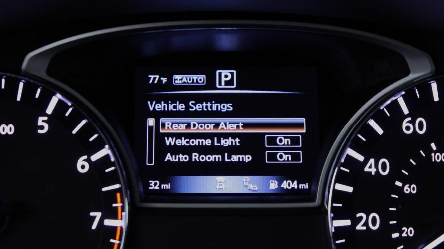 Nissan lancia negli USA l'allarme anti abbandono