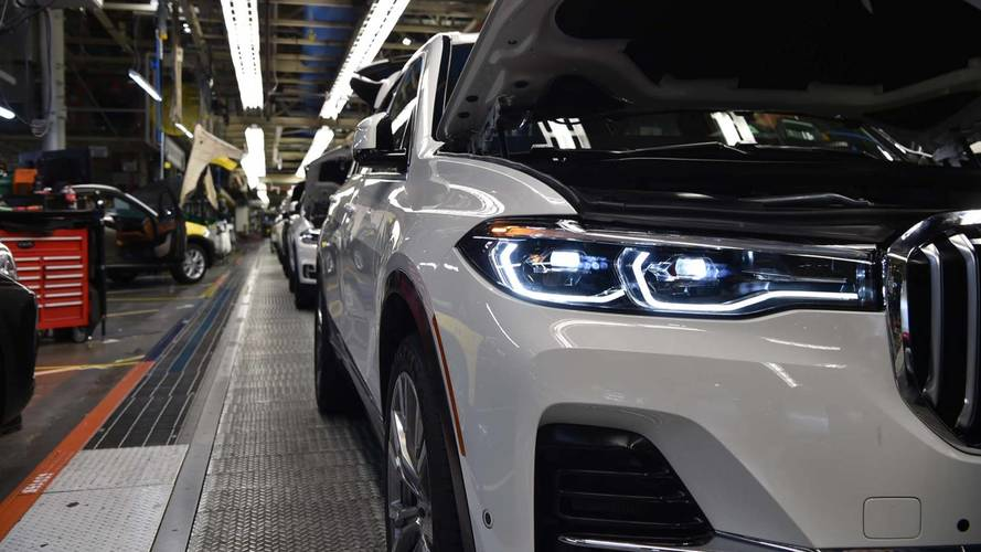2019 BMW X7 First Technical Specifications Are In
