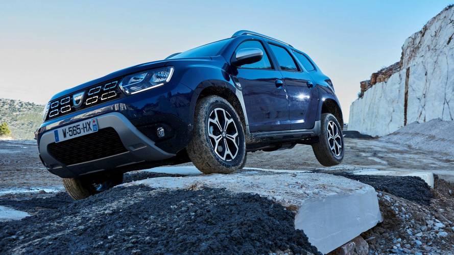 2018 Dacia Duster'ı 300 kadar fotoğrafla yakından tanıyın