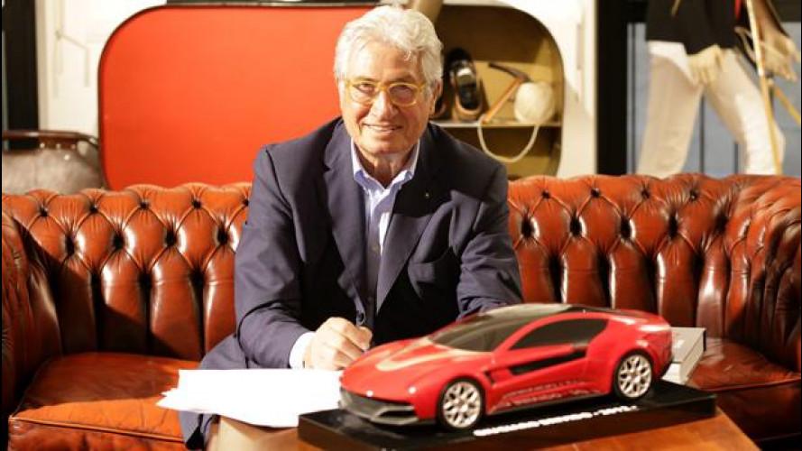 """Giugiaro: l'auto del futuro avrà forme... legate alla """"sicurezza"""""""