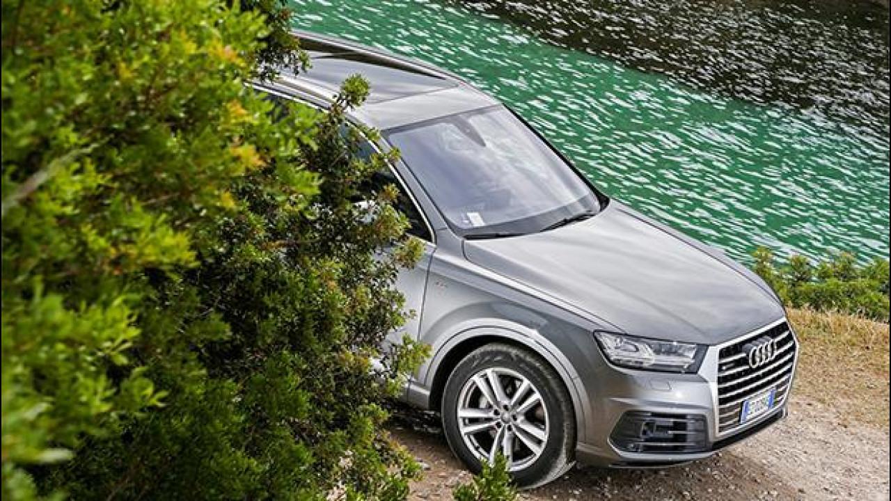 [Copertina] - Audi Q7, vita da
