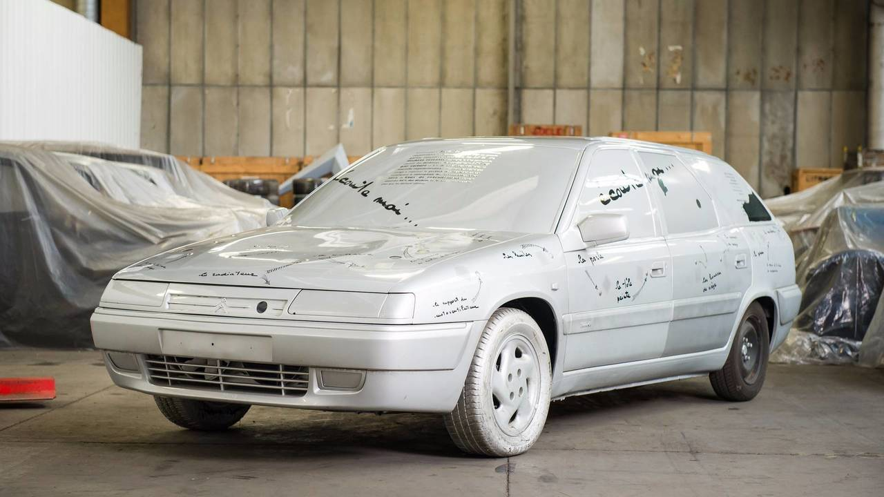 1996 Citroën Xantia Break Expo