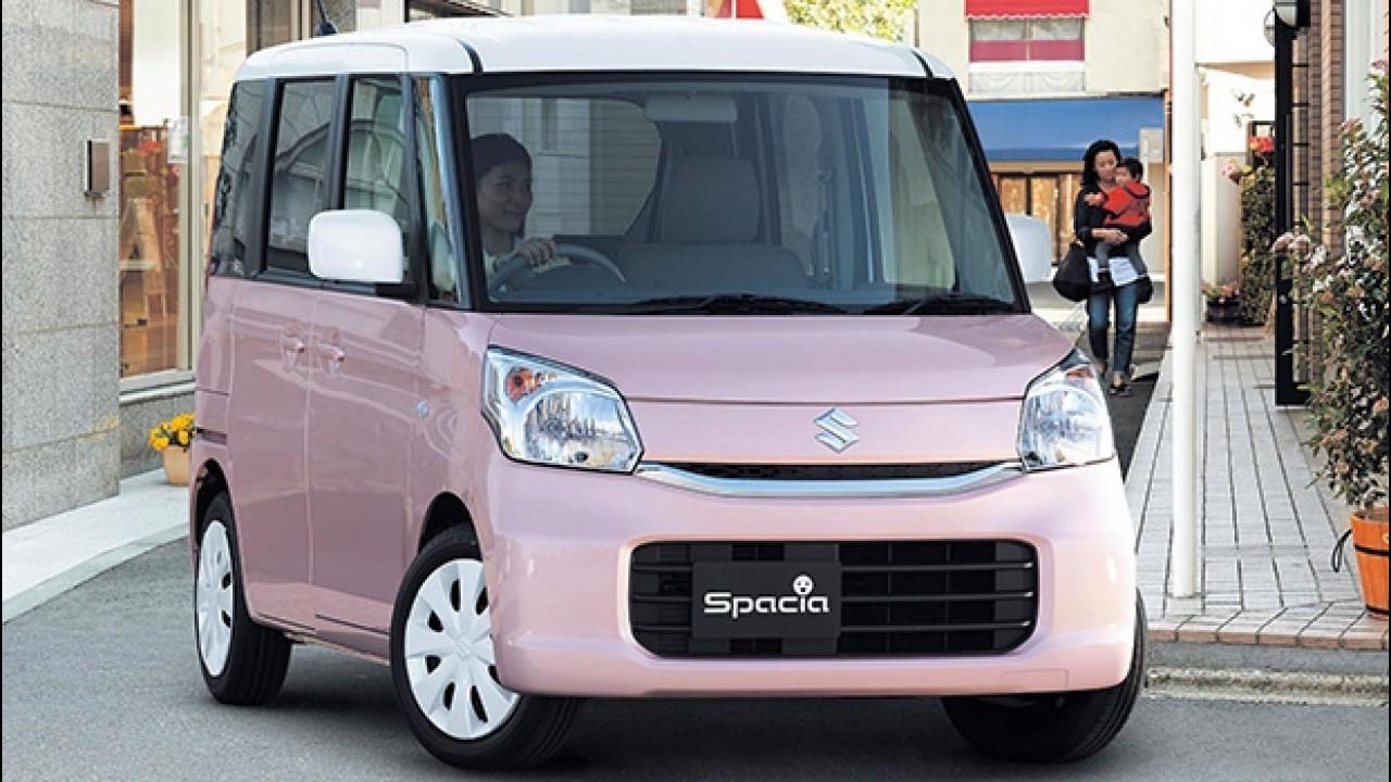 [Copertina] - Suzuki, problemi con i consumi omologati in Giappone