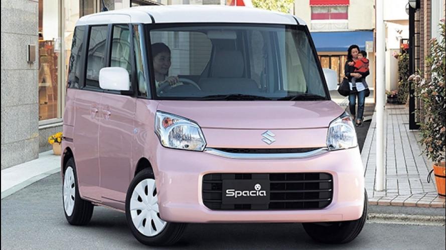Suzuki, problemi con i consumi omologati in Giappone