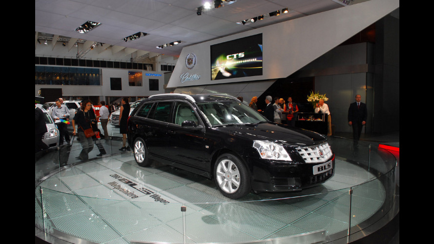 Cadillac al Salone di Francoforte 2007