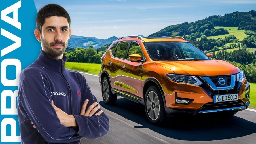 Nissan X-Trail, come cambia il SUV per le famiglie
