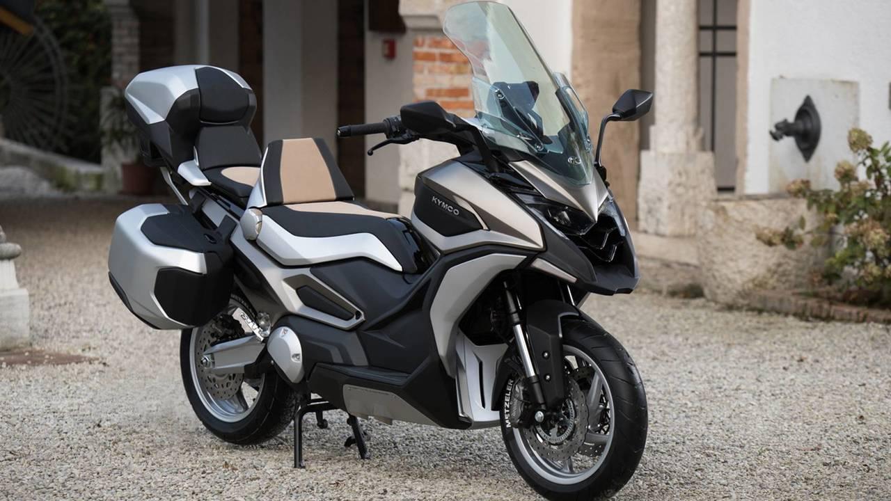 KYMCO concept scooter CV2