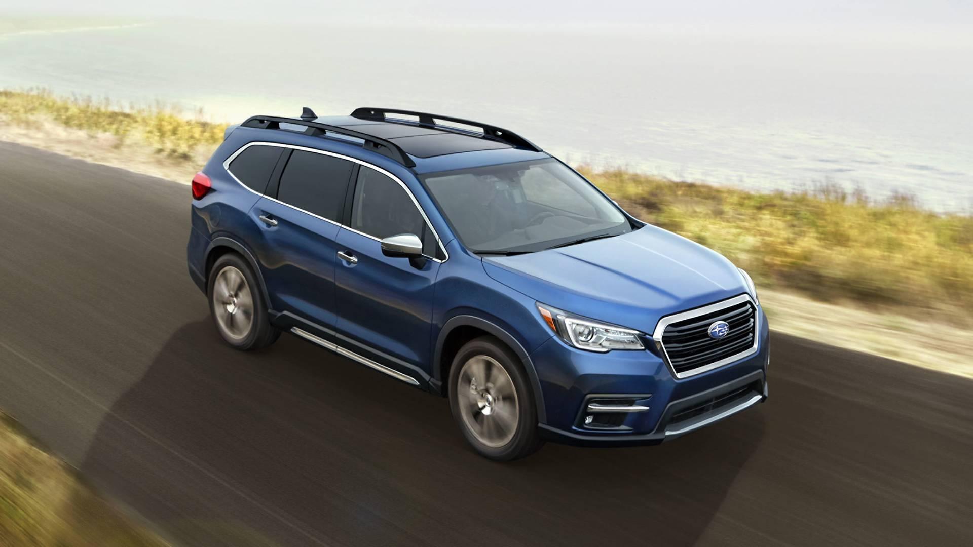 Subaru Ascent News And Reviews Motor1
