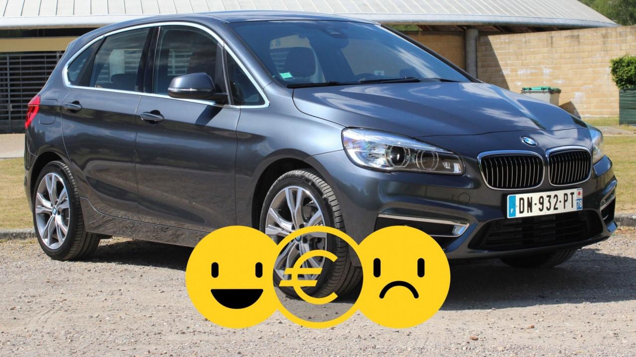 [Copertina] - Promozione BMW Serie 2 Active Tourer, perché conviene e perché no