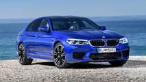 BMW M5 - 1:24.2