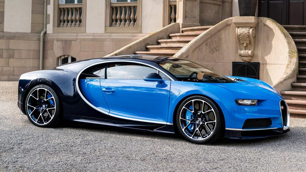 [Copertina] - Bugatti, il prossimo modello sarà ibrido