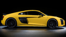 Audi Paint Etching Option