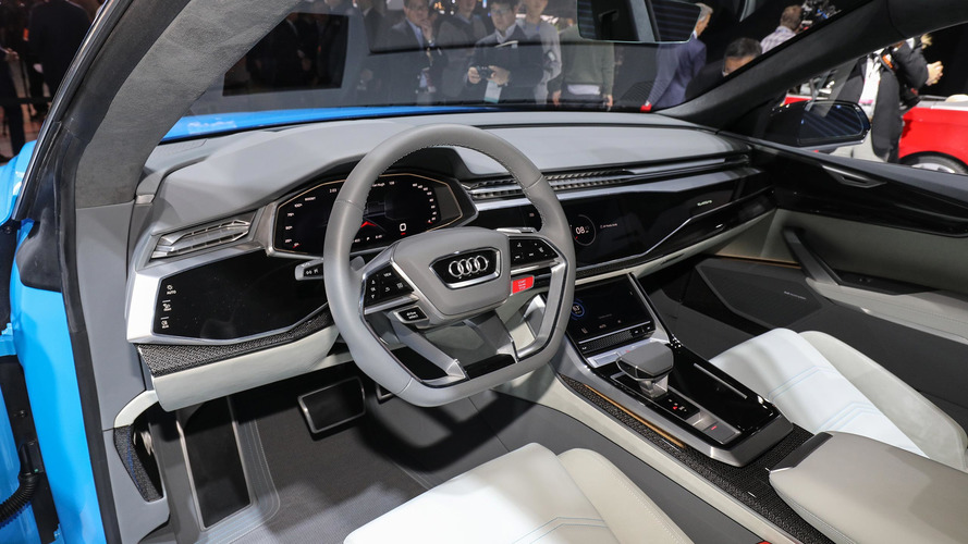 Audi Q8 Concept: Detroit 2017