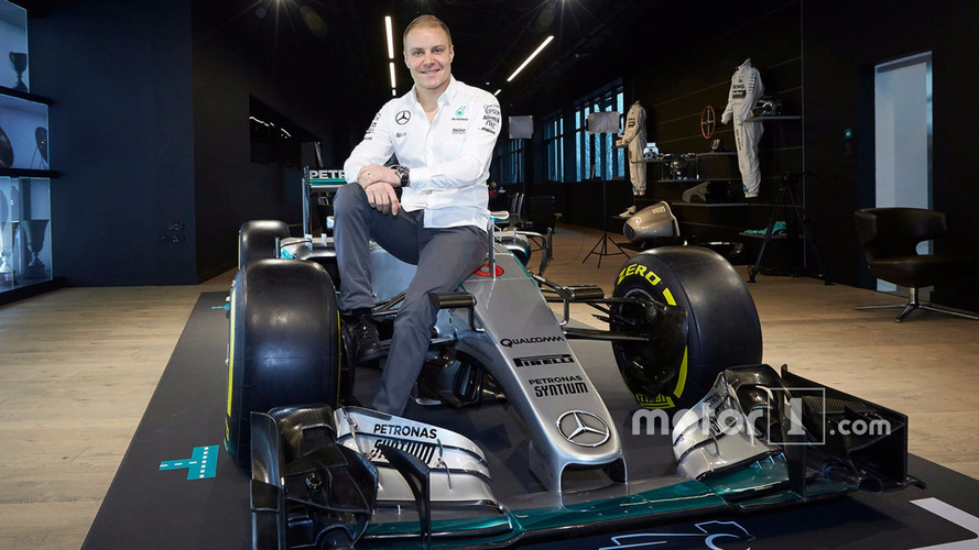Bottas moves to Mercedes