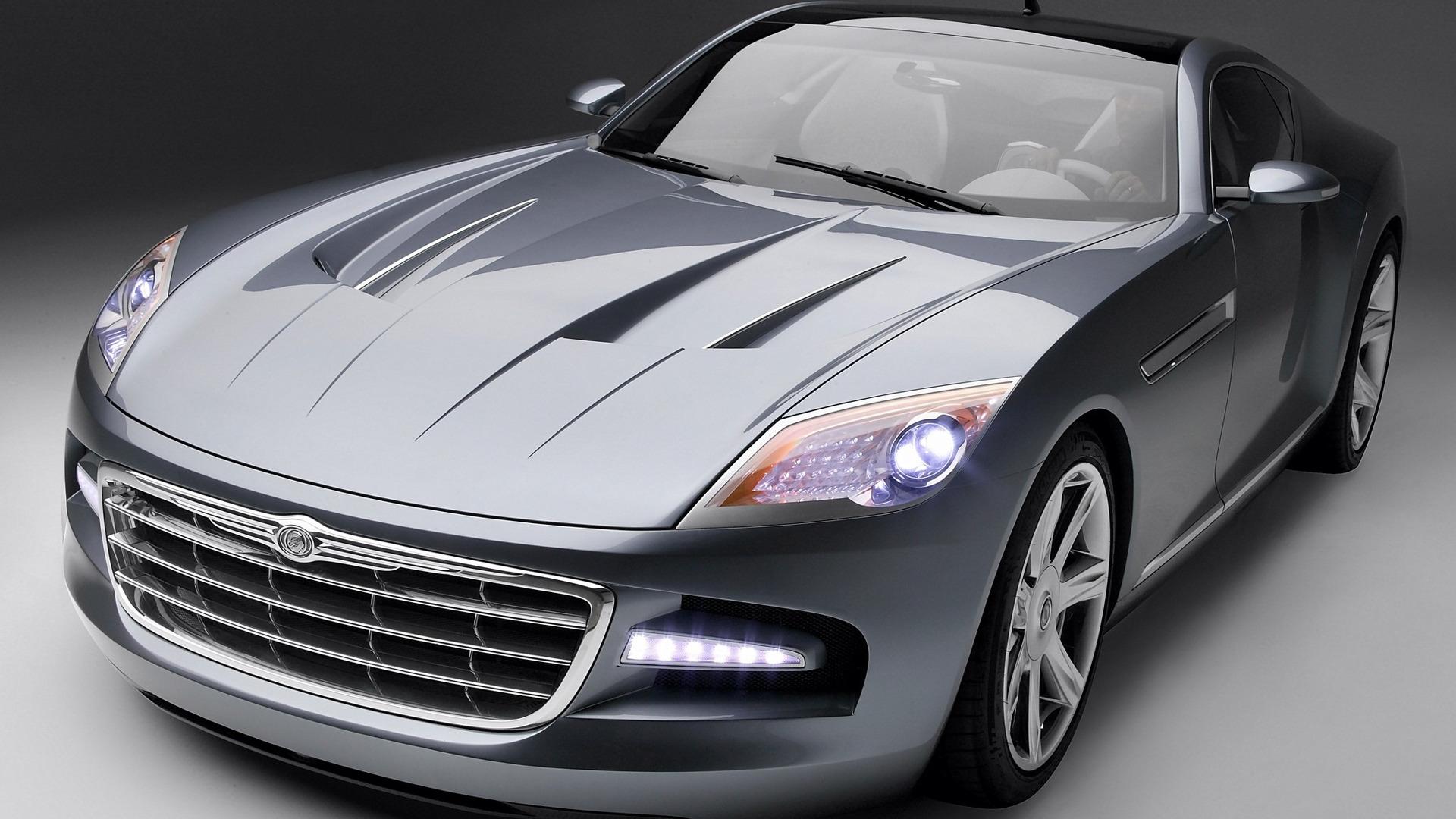 Concept We Forgot: 2005 Chrysler Firepower