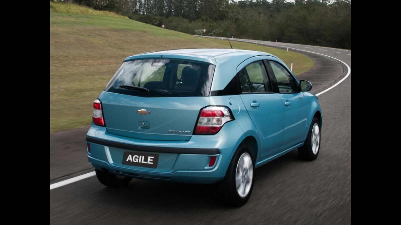 Com vendas fracas, Agile pode ter produção encerrada em breve na Argentina