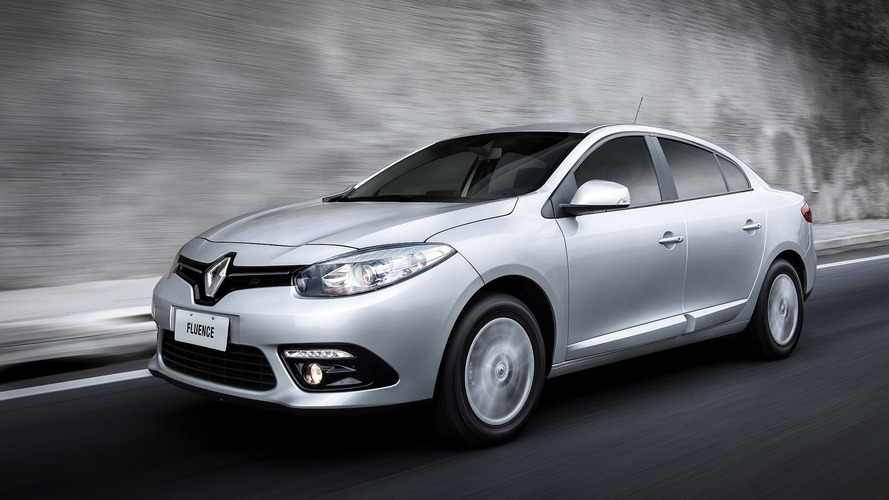 Renault Fluence sairá de linha sem colocar substituto no Brasil