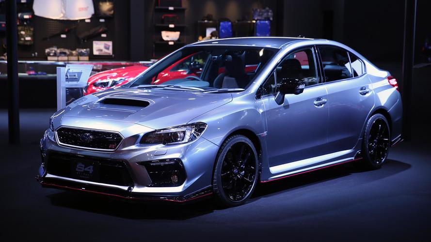 Subaru Brings Sti Tuned Arsenal At 2017 Tokyo Auto Salon
