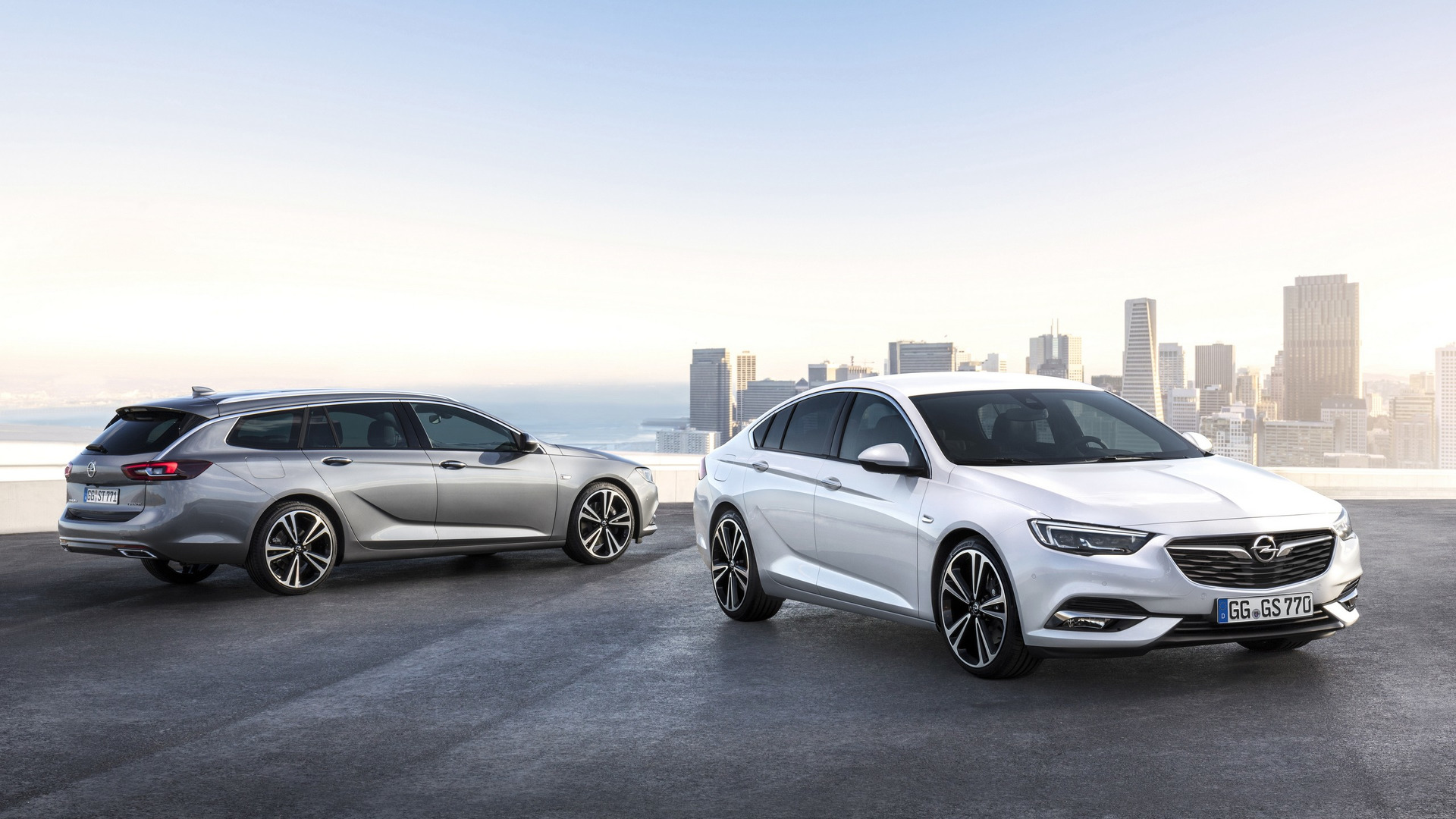 opel pops 197-horsepower gasoline engine into updated insignia