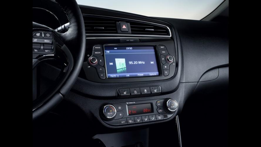 Kia Cee'd recebe retoques e motor 1.0 3-cilindros turbo de até 120 cv