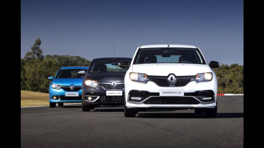 Renault atinge 7,9% de participação em novembro; Duster Oroch é destaque