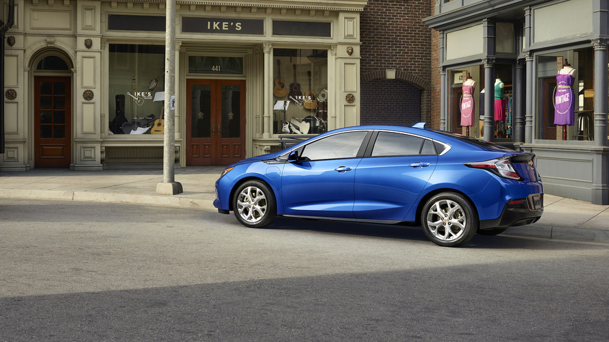 Chevrolet Volt Prices Cut By 18% In May