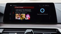 2017 BMW 5 Serisi otonom prototip