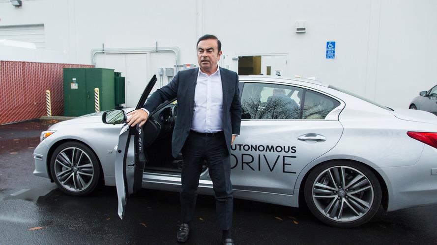 Renault yönetim kurulu Carlos Ghosn'a halef arıyor