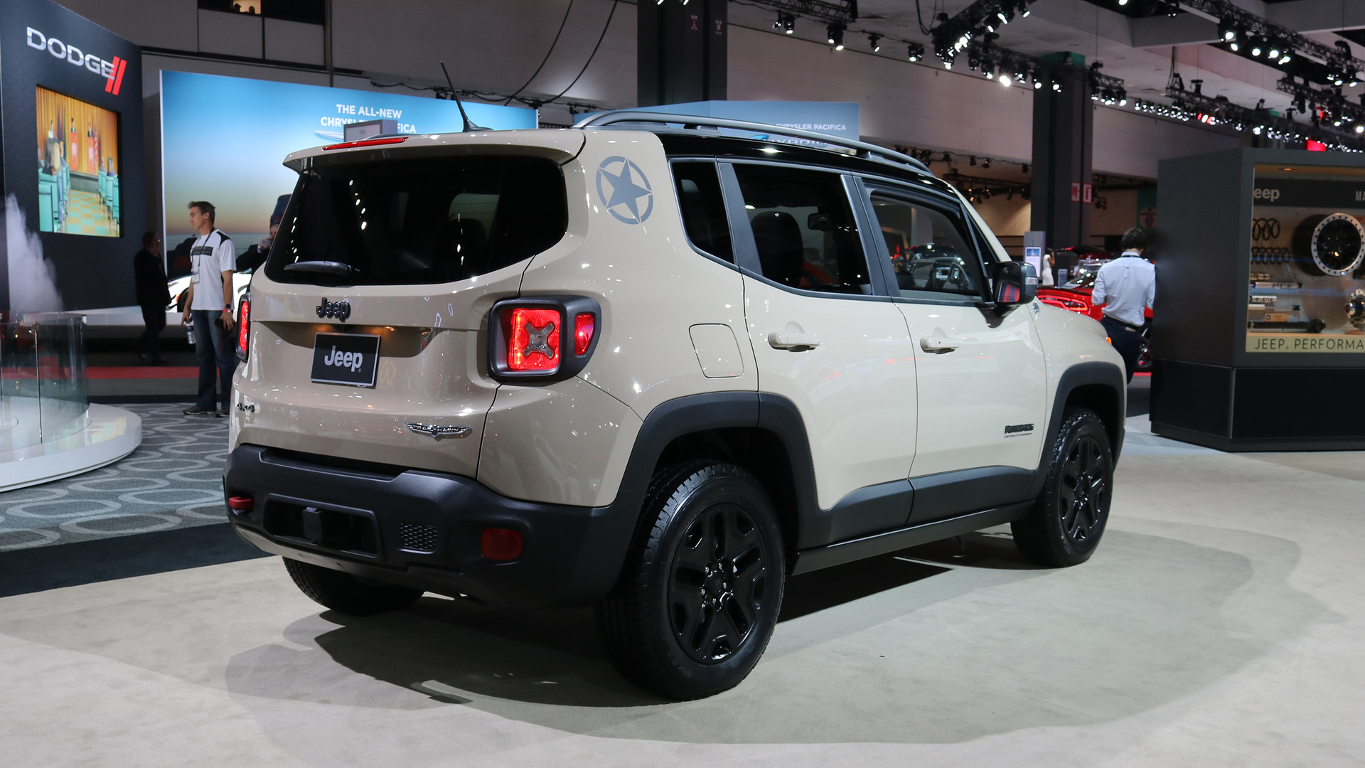 Jeep Allegedly Working On Sub Renegade Suv But Not For U S
