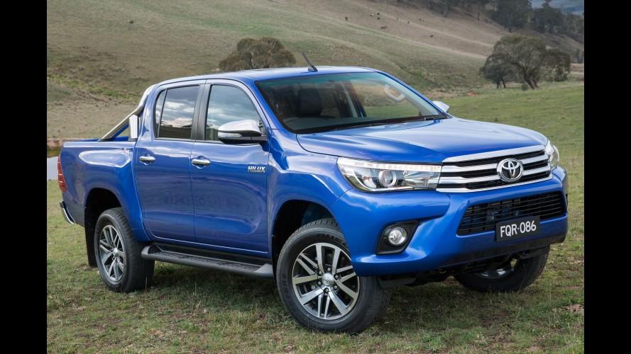 Picape média da Peugeot-Citroën será baseada na Hilux, diz representante
