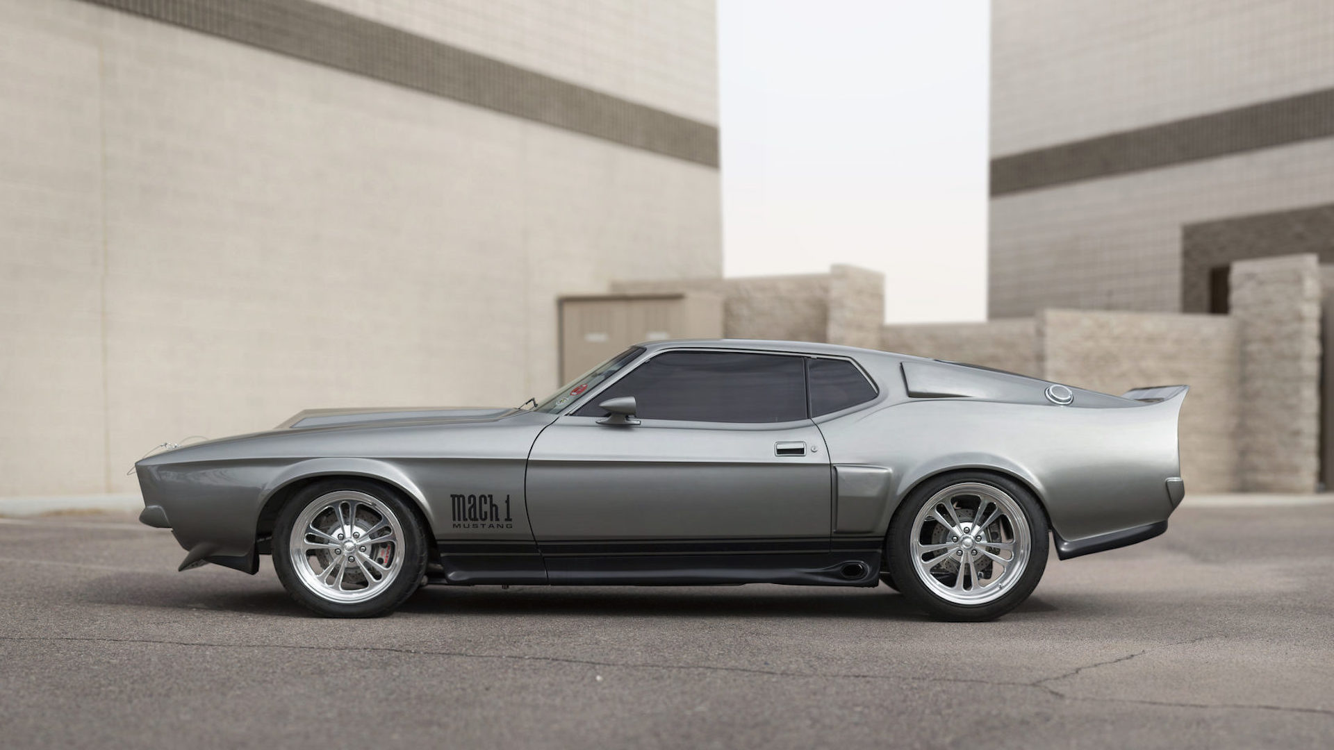 You Can Buy Evan Longorias 725 Hp Mustang Mach 1 Restomod