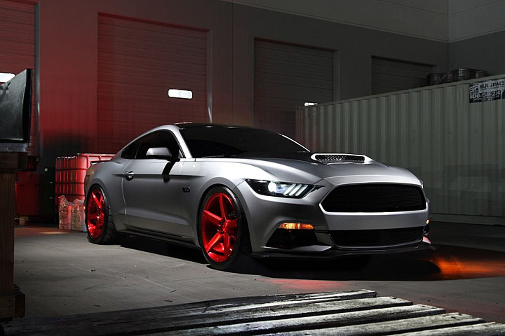 Η Ford Mustang Των 700 Ίππων