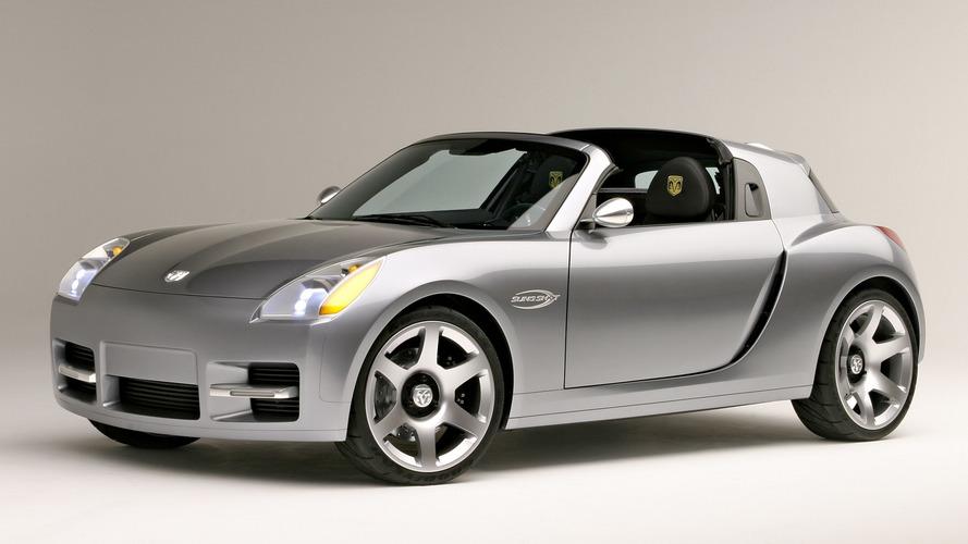 Vergessene Studien: Dodge Slingshot Concept (2004)