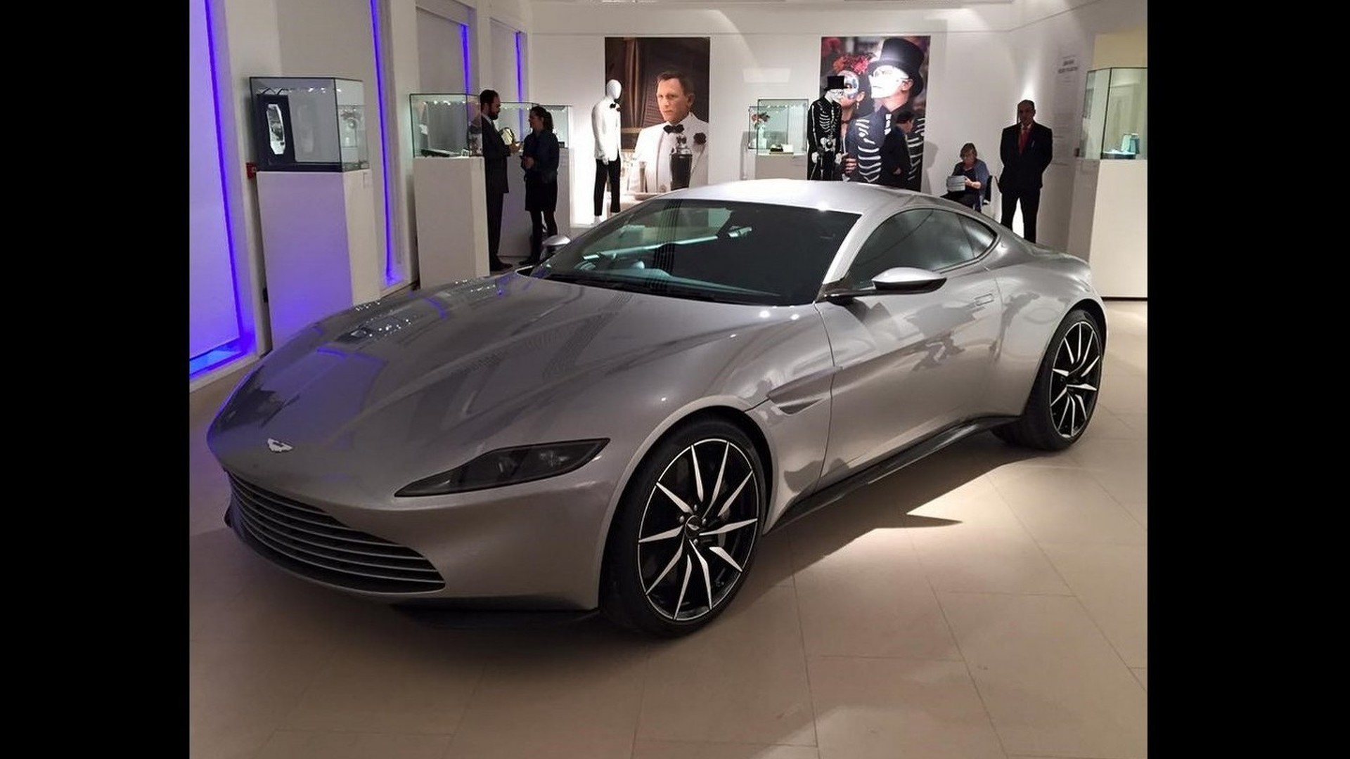 Aston Martin Db10 Auctioned For 3 48m