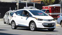 Chevrolet Bolt Autonome Photos espion