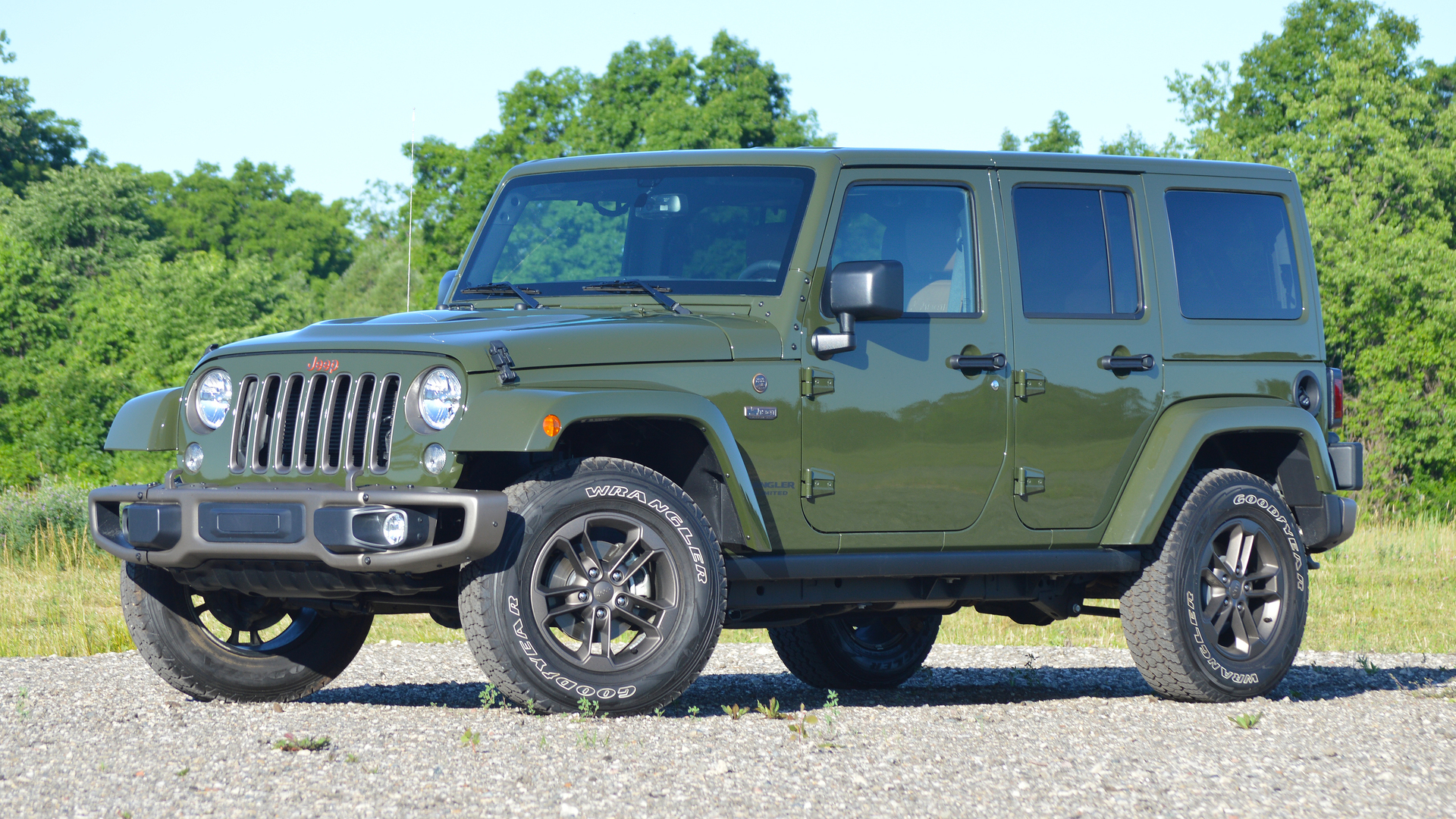 Review 2016 Jeep Wrangler Unlimited