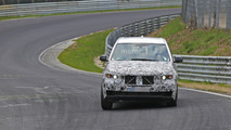 BMW X5 spy photo