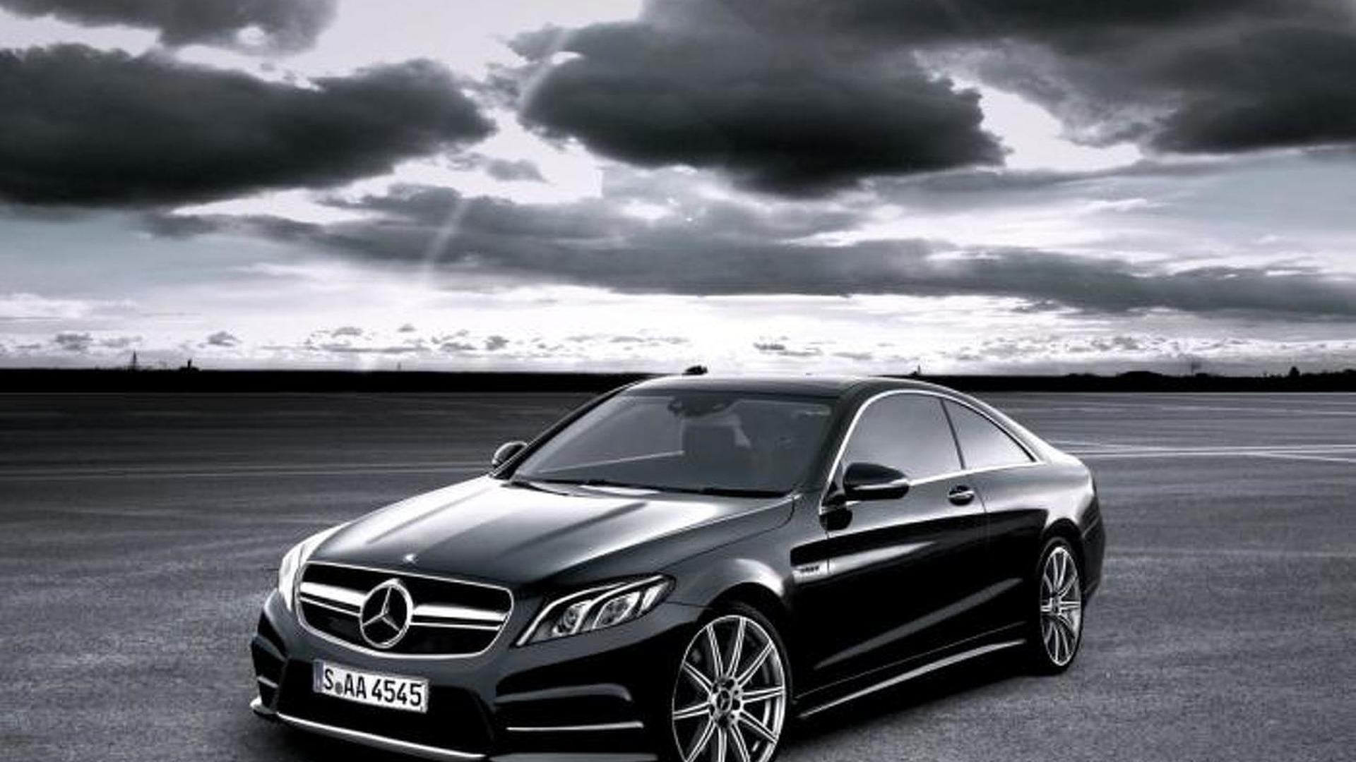 Wcf Reader Envisions Next Gen Mercedes Benz E Cl Coupe And Convertible
