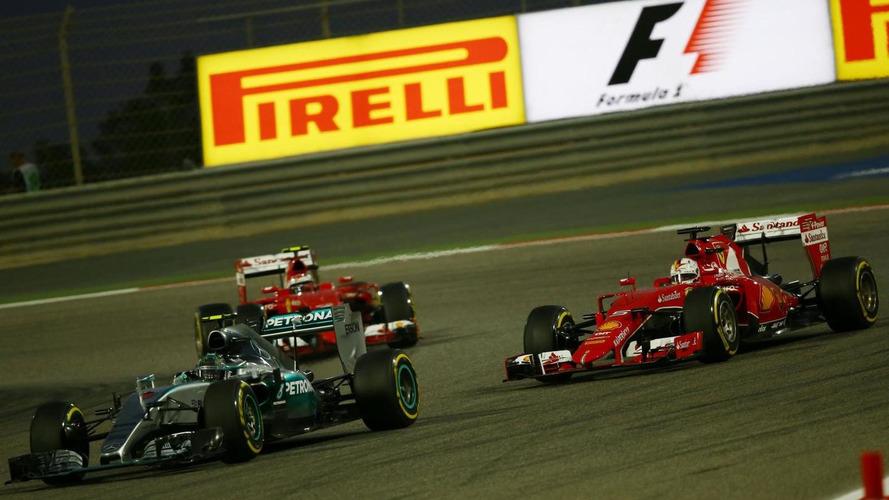 Lauda says Ferrari now 'closer' to Mercedes